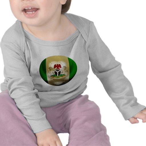 Nigeria Football T-shirts