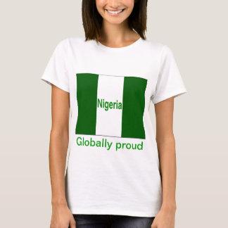 Nigeria global orgulloso playera