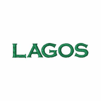 NIGERIA, GOT NIGERIA EMBROIDERED HOODED SWEATSHIRTS
