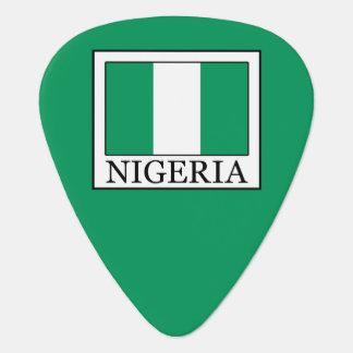 Nigeria Guitar Pick