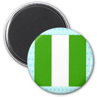 Nigeria High quality Flag Refrigerator Magnet