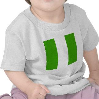 Nigeria High quality Flag Tee Shirts
