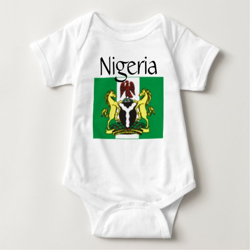 Nigeria Kids T-shirt