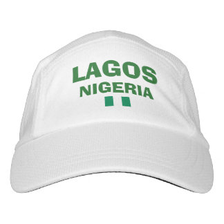 Nigeria- Lagos Performance Hat