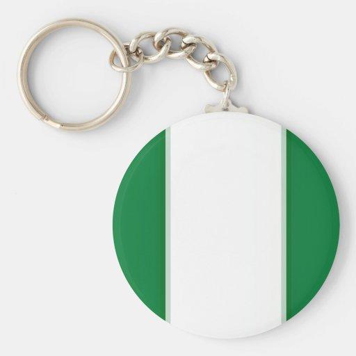 NIGERIA LLAVERO REDONDO TIPO PIN