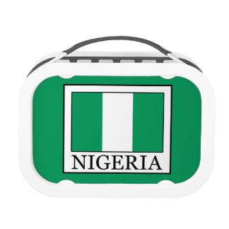 Nigeria Lunch Box