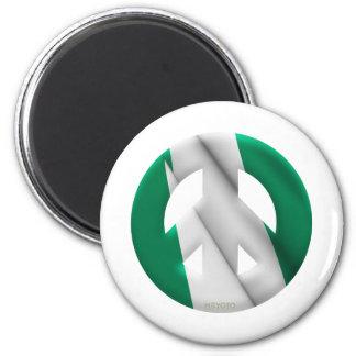 Nigeria Refrigerator Magnets