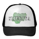 Nigeria Mesh Hats