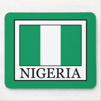 Nigeria Mouse Pad