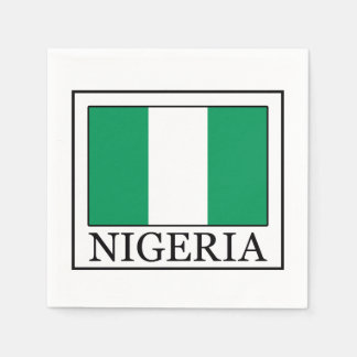 Nigeria Napkin