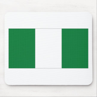 Nigeria National Flag Mouse Pads