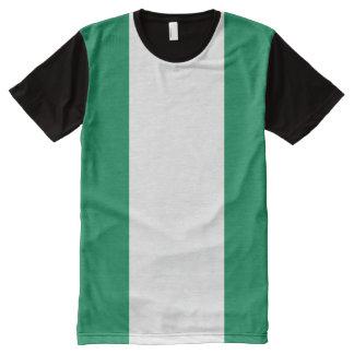 Nigeria National flag shirt