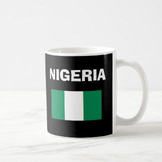 Nigeria NG Country Code Mug