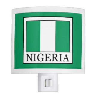 Nigeria Night Light