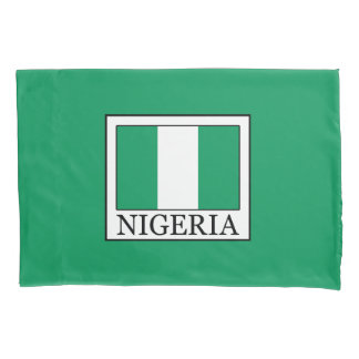 Nigeria Pillowcase