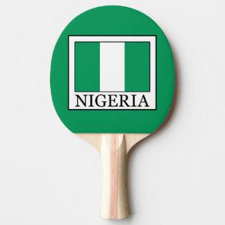 Nigeria Ping Pong Paddle