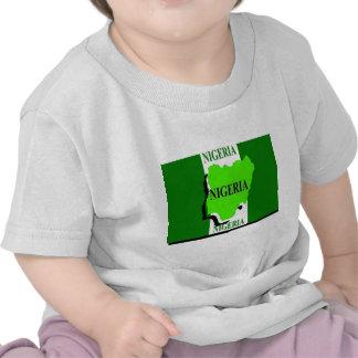 Nigeria Camisetas