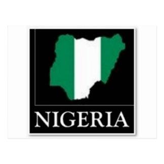 Nigeria Post Card