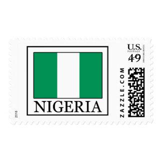 Nigeria Postage Stamp