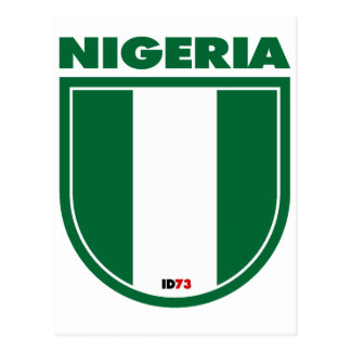 Nigeria Postales