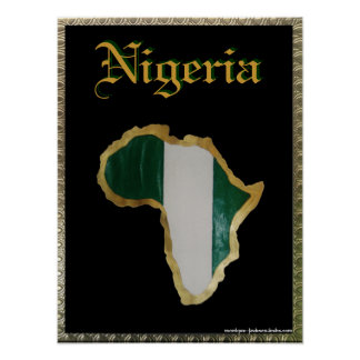 Nigeria Póster