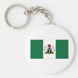 Nigeria President Flag Key Chains