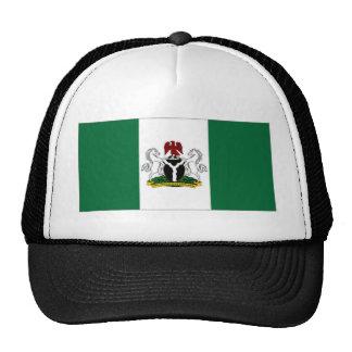Nigeria President Flag Trucker Hat