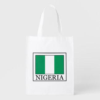 Nigeria Reusable Grocery Bag