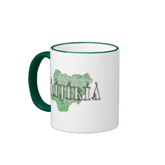 Nigeria Ringer Mug