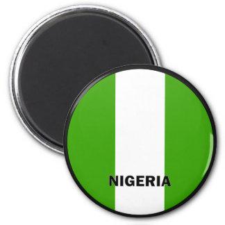 Nigeria Roundel quality Flag Refrigerator Magnets