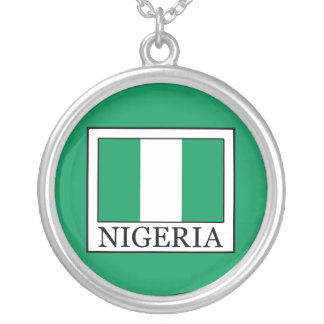 Nigeria Silver Plated Necklace