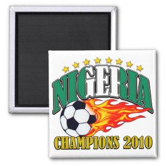 Nigeria Soccer Magnets