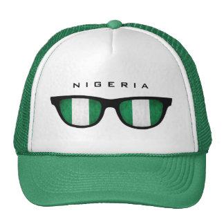 Nigeria sombrea los gorras de encargo