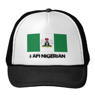 NIGERIA, SOY NIGERIANO GORRO
