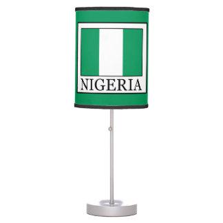 Nigeria Table Lamp