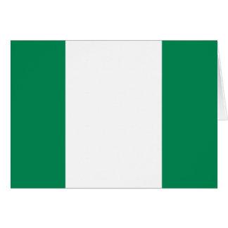 Nigeria Tarjeton