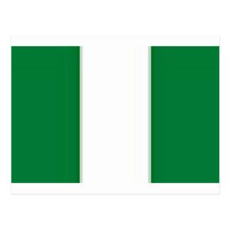 NIGERIA TARJETA POSTAL