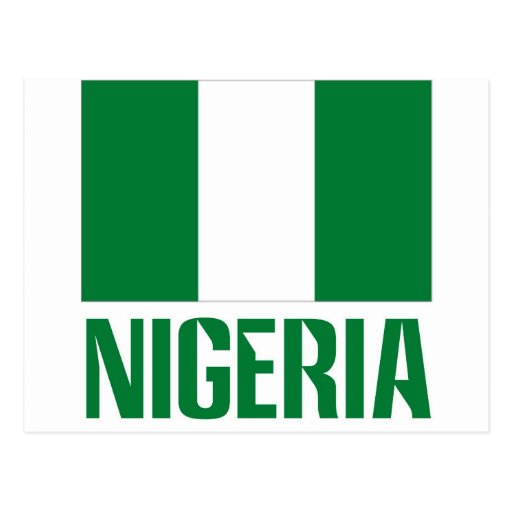 Nigeria Tarjetas Postales