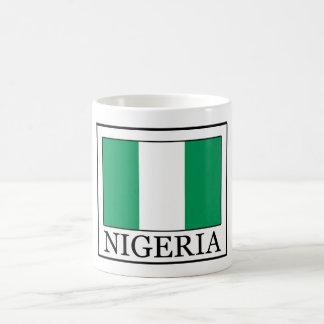 Nigeria Taza De Café