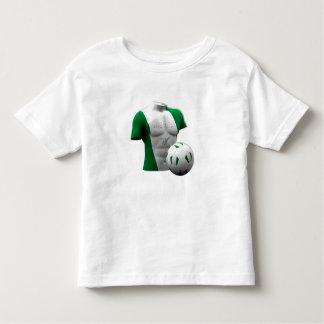 Nigeria torso flag soccer football gifts t shirt