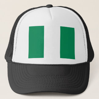 Nigeria Trucker Hat