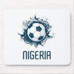 Nigeria World Mousepads