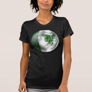 Nigerian ball for Nigerian soccer players Tee Shirts