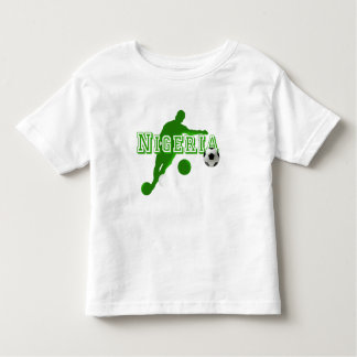 Nigerian bend it Nigeria flag logo shirts & gifts
