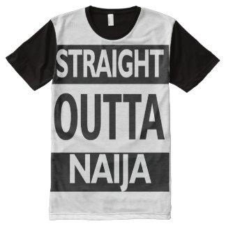 Nigerian designs All-Over print t-shirt