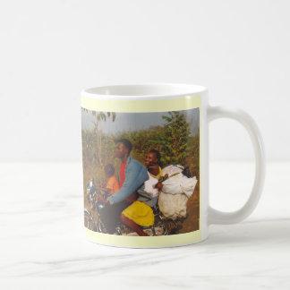 Nigerian Family Coffee Mugs