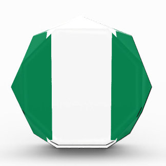Nigerian flag award