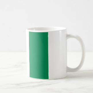 Nigerian Flag Coffee Mugs