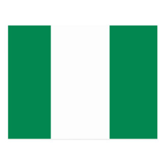 Nigerian Flag Post Cards