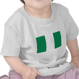 Nigerian Flag Shirts